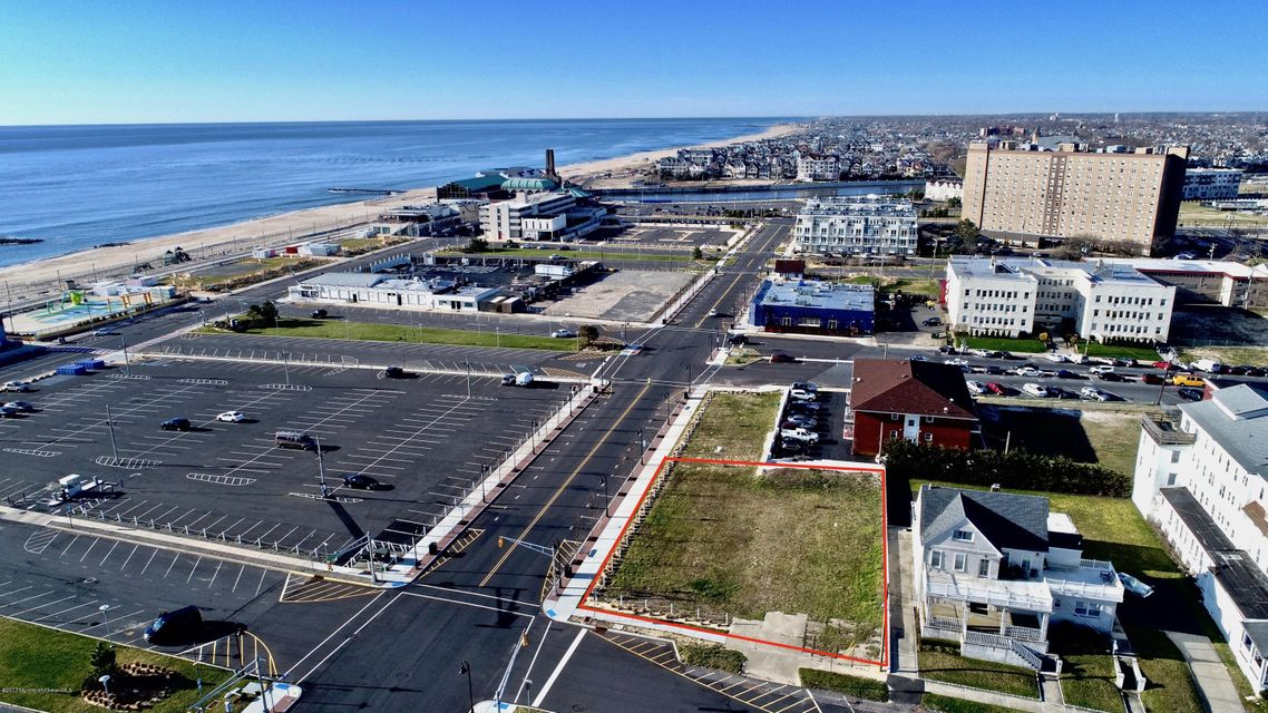 Land for Sale at 200 3rd Avenue Asbury Park, New Jersey 07712 United States
