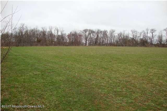 Land for Sale at 36 Forman Road Perrineville, New Jersey 08535 United States