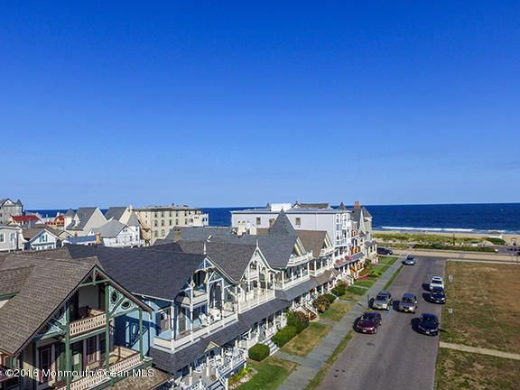 Single Family Home for Sale at 7 Ocean Pathway Ocean Grove, New Jersey 07756 United States