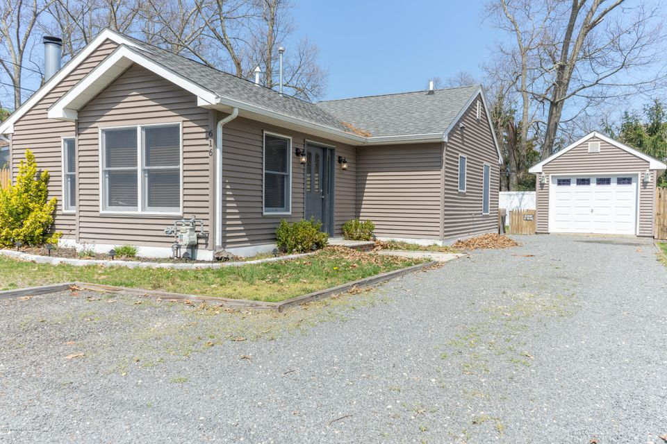 Casa Unifamiliar por un Alquiler en 616 Beach Boulevard Forked River, Nueva Jersey 08731 Estados Unidos