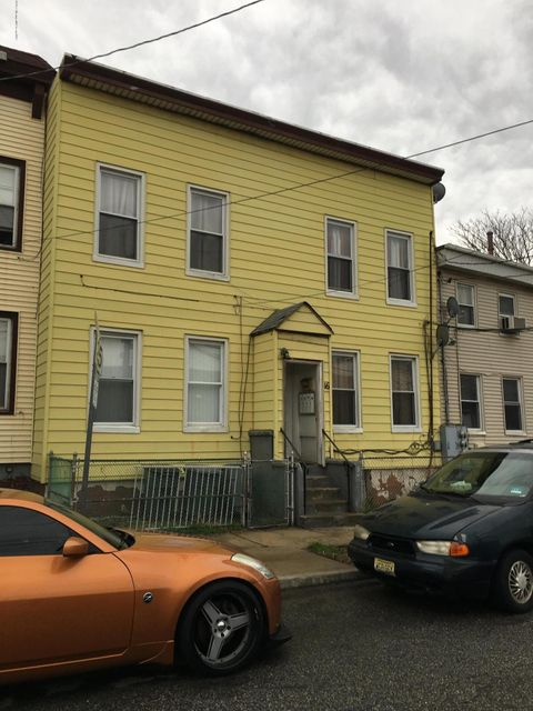 Multi-Family Home for Sale at 16 Lewis Avenue Jersey City, New Jersey 07306 United States