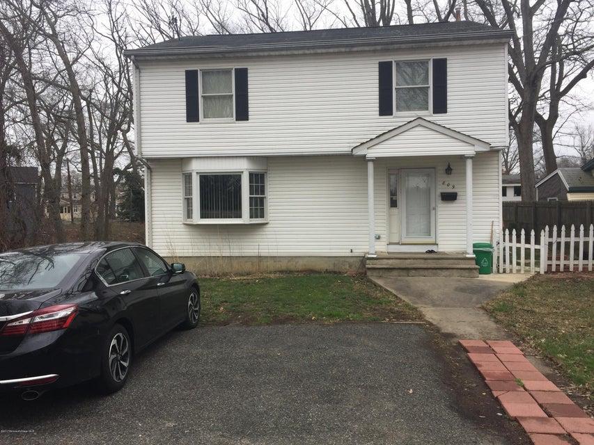 Casa para uma família para Venda às 809 Parva Place 809 Parva Place Cliffwood Beach, Nova Jersey 07735 Estados Unidos