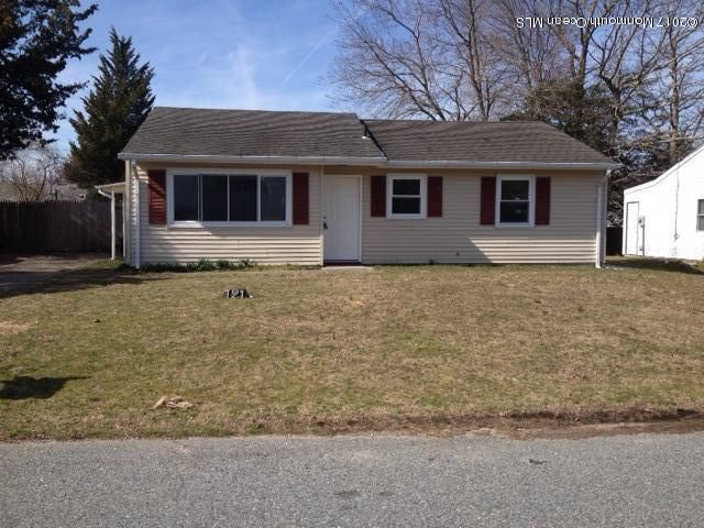 Single Family Home for Rent at 121 Seneca Lake Drive Little Egg Harbor, New Jersey 08087 United States