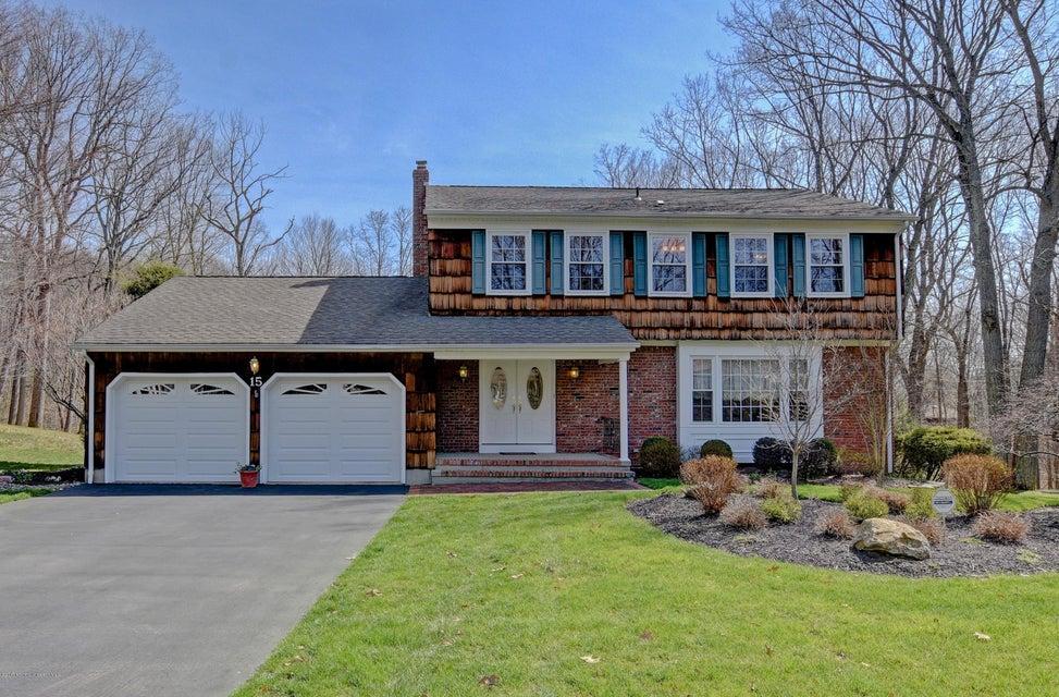 独户住宅 为 销售 在 15 Pawnee Road 东布朗士维克, 08816 美国