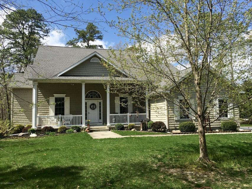 独户住宅 为 销售 在 267 Mannheim Avenue 埃格港城, 新泽西州 08215 美国