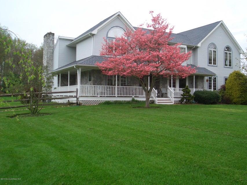 Casa Unifamiliar por un Venta en 38 Walters Road Robbinsville, Nueva Jersey 08691 Estados Unidos