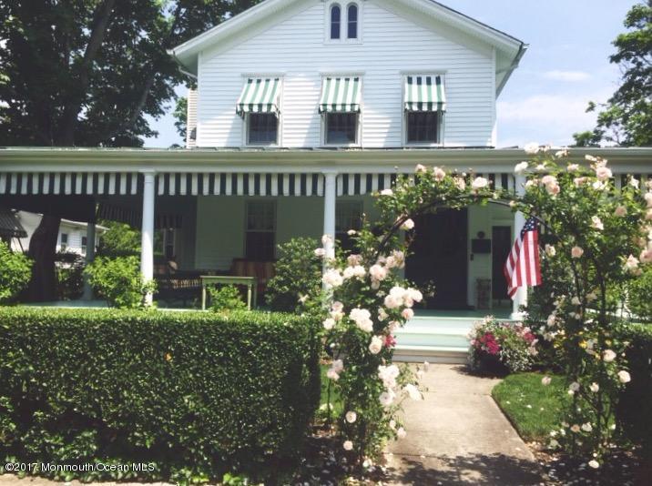 独户住宅 为 出租 在 308 Jersey Avenue 斯普林莱克, 07762 美国
