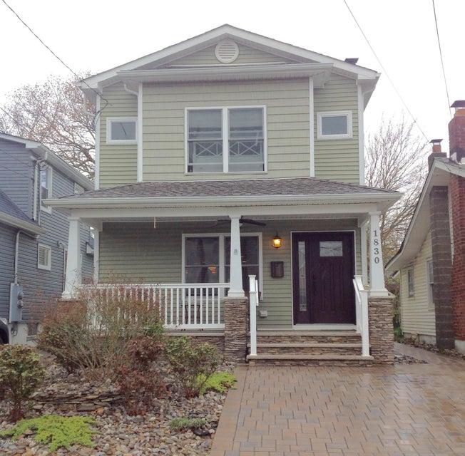 Maison unifamiliale pour l Vente à 1830 Briarwood Terrace Lake Como, New Jersey 07719 États-Unis