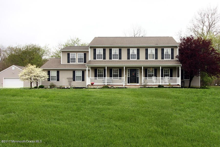 2 Lauren Lane, New Egypt, NJ 08533