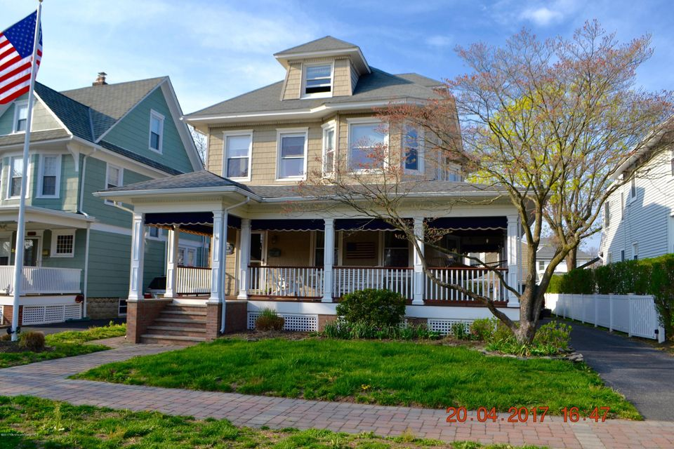 Maison unifamiliale pour l à louer à 512 10th Avenue Belmar, New Jersey 07719 États-Unis