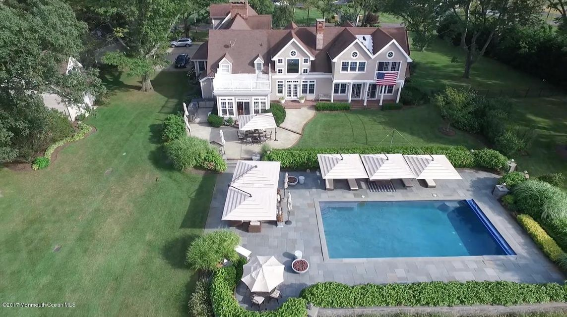 Single Family Home for Rent at 85 Gooseneck Point Road Oceanport, New Jersey 07757 United States