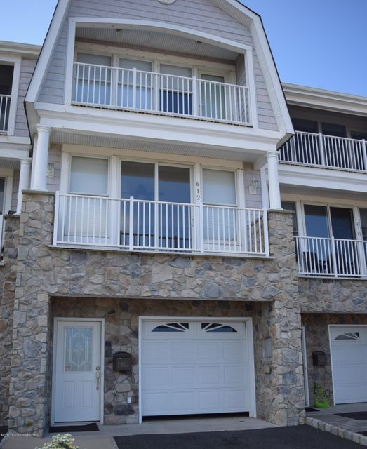 Condominium for Rent at 612 Front Street Union Beach, New Jersey 07735 United States