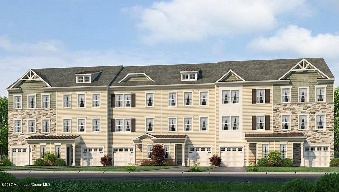 独户住宅 为 销售 在 1803 John Deere Lane 门罗, 新泽西州 08831 美国