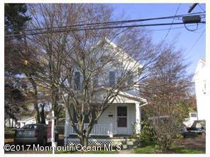 Maison unifamiliale pour l Vente à 141 Academy Street Hightstown, New Jersey 08520 États-Unis
