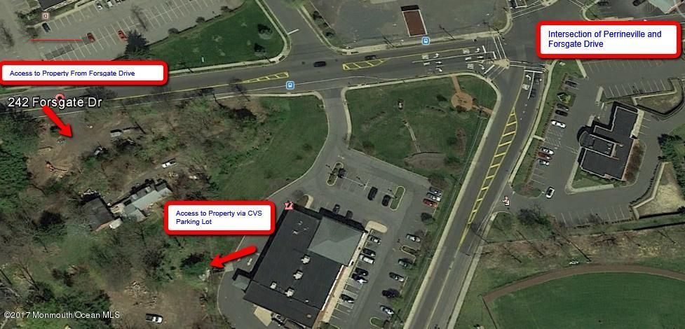 Commercial for Sale at 242 Forsgate Drive Jamesburg, New Jersey 08831 United States