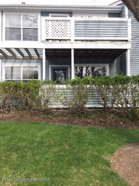Condominium for Rent at 349 Sequoia Court Howell, New Jersey 07731 United States