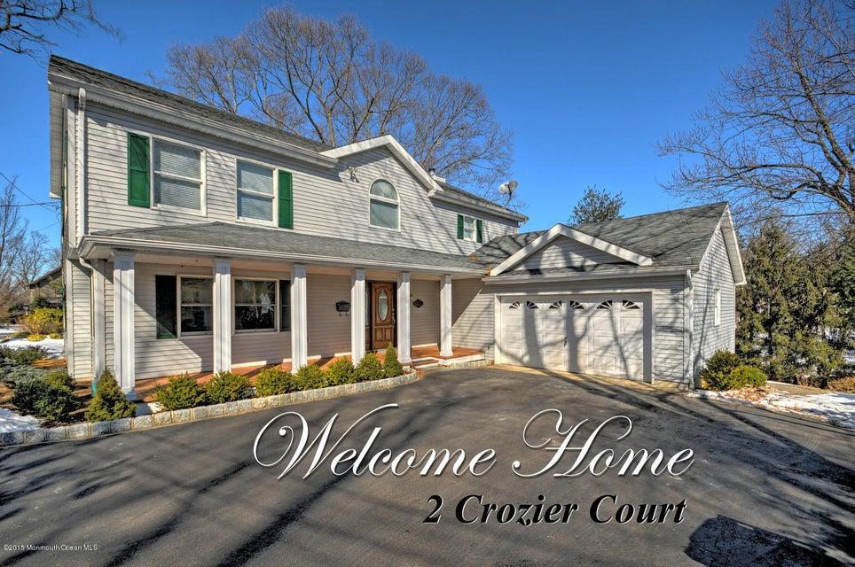 独户住宅 为 出租 在 2 Crozier Court Fair Haven, 新泽西州 07704 美国
