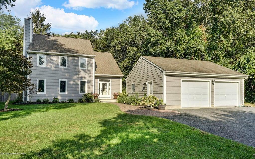 Casa Unifamiliar por un Venta en 3234 Atlantic Avenue Allenwood, Nueva Jersey 08720 Estados Unidos