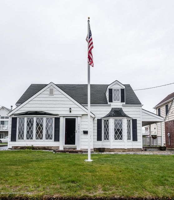 Multi-Family Home for Sale at 206 Evergreen Avenue Bradley Beach, New Jersey 07720 United States