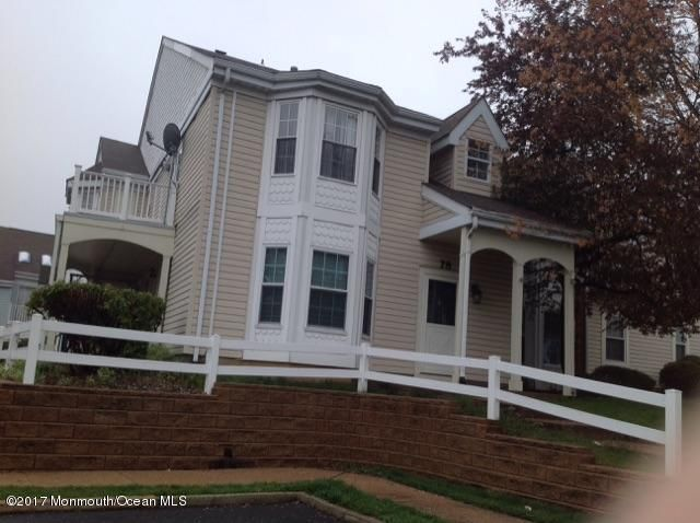 Condominium for Rent at 78 Tulip Lane Freehold, New Jersey 07728 United States
