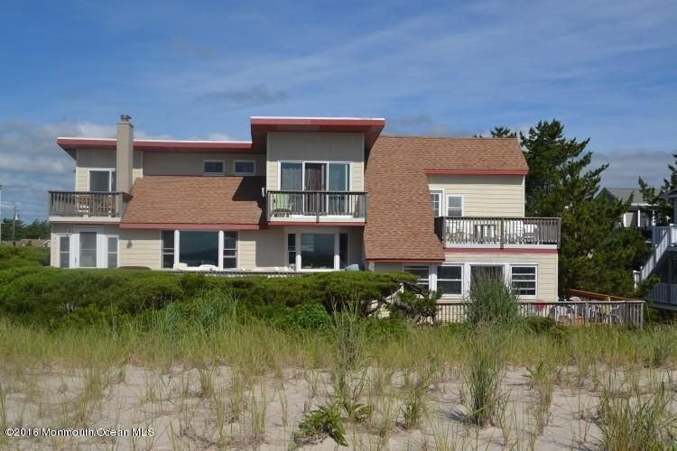 Single Family Home for Sale at 13 75th Street Harvey Cedars, New Jersey 08008 United States