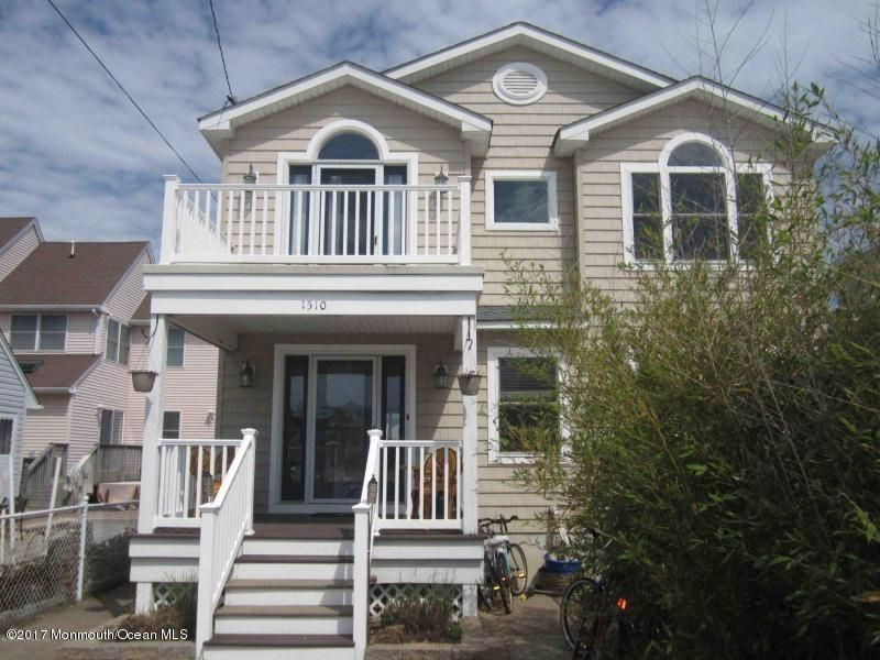 Single Family Home for Rent at 1510 Central Avenue Seaside Park, 08752 United States