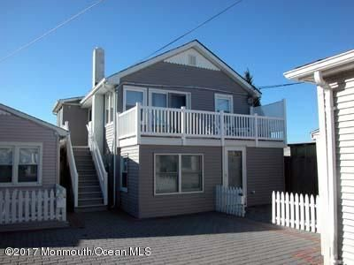 Casa Unifamiliar por un Alquiler en 141 Ocean Avenue Point Pleasant Beach, Nueva Jersey 08742 Estados Unidos