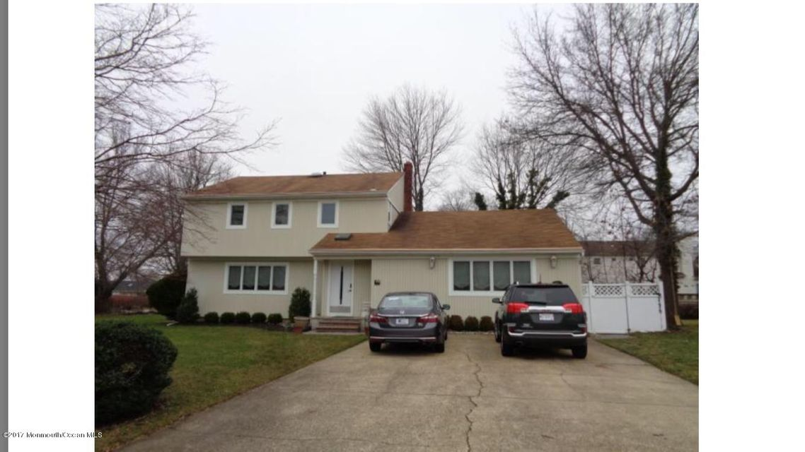 独户住宅 为 出租 在 760 Shrewsbury Avenue 朗布兰奇, 07740 美国