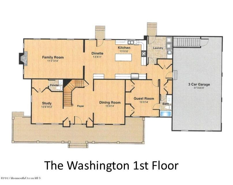 Additional photo for property listing at 6 Princess Court  Howell, Nueva Jersey 07731 Estados Unidos