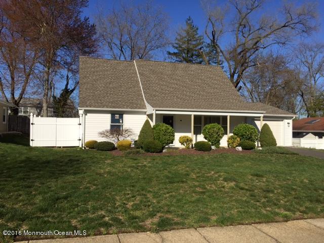 独户住宅 为 出租 在 28 Irongate Lane 亚伯丁, 新泽西州 07747 美国