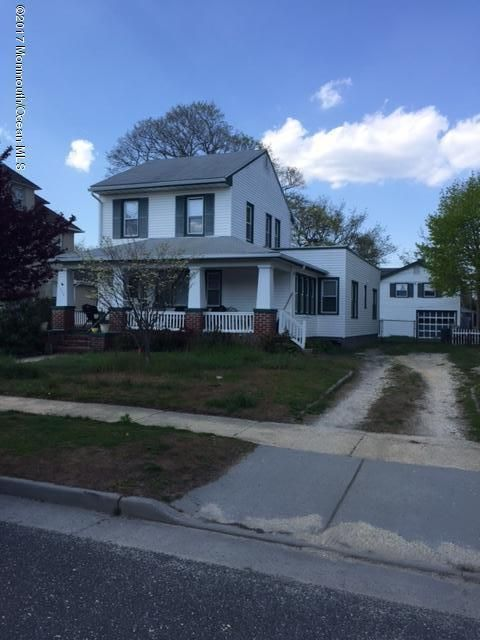 Single Family Home for Sale at 306 5th Avenue Bradley Beach, New Jersey 07720 United States