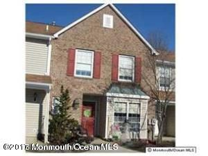 Condominium for Rent at 155 Tanglewood Place Morganville, New Jersey 07751 United States