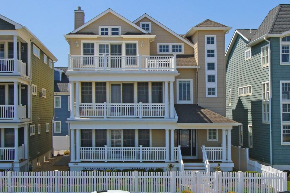 Single Family Home for Sale at 1204 Ocean Avenue Belmar, New Jersey 07719 United States