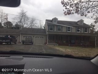 Maison unifamiliale pour l Vente à 830a Sooy Place Road 830a Sooy Place Road Chatsworth, New Jersey 08019 États-Unis