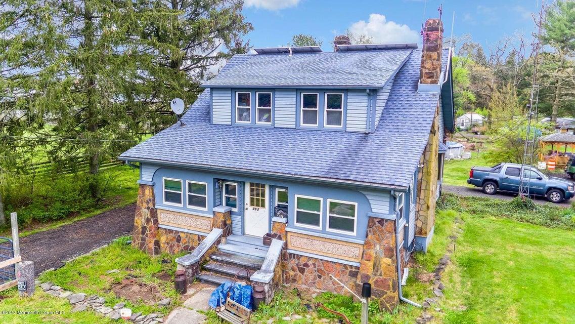 Maison unifamiliale pour l Vente à 967 Lakewood Farmingdale Road Howell, New Jersey 07731 États-Unis