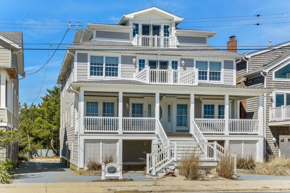 Single Family Home for Sale at 1107 Ocean Avenue Seaside Park, 08752 United States