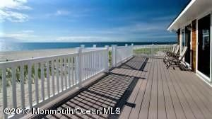 Single Family Home for Rent at 1313 Ocean Front Point Pleasant Beach, New Jersey 08742 United States