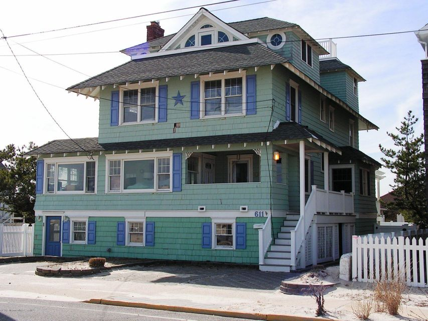 Single Family Home for Sale at 611 Ocean Avenue Seaside Park, 08752 United States