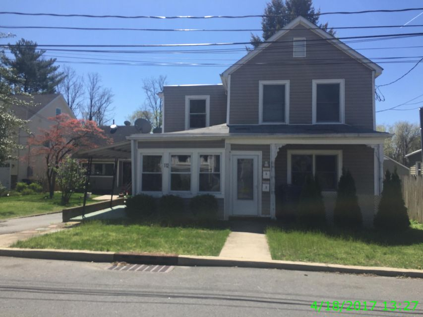 Multi-Family Home for Sale at 112 Clinton Street Hightstown, New Jersey 08520 United States