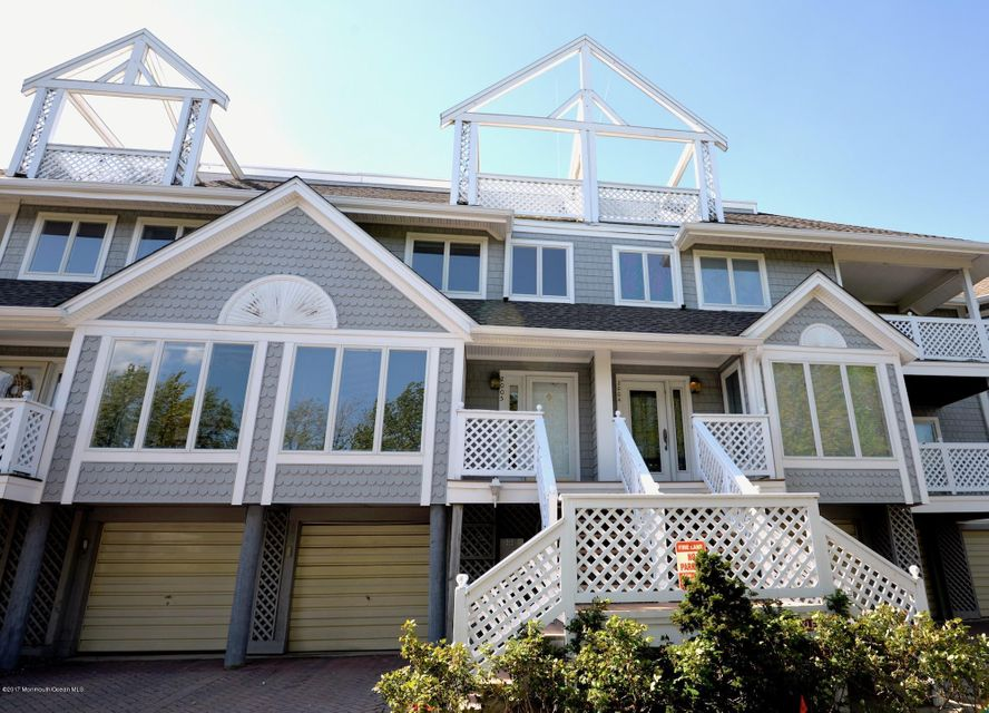 Single Family Home for Sale at 2005 East Drive Ventnor City, New Jersey 08406 United States