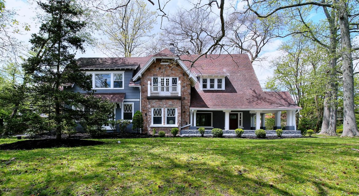 Single Family Home for Sale at 200 Grassmere Avenue Interlaken, New Jersey 07712 United States