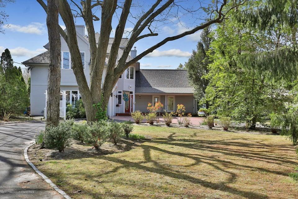 独户住宅 为 销售 在 523 Princeton Avenue 布里克, 08724 美国