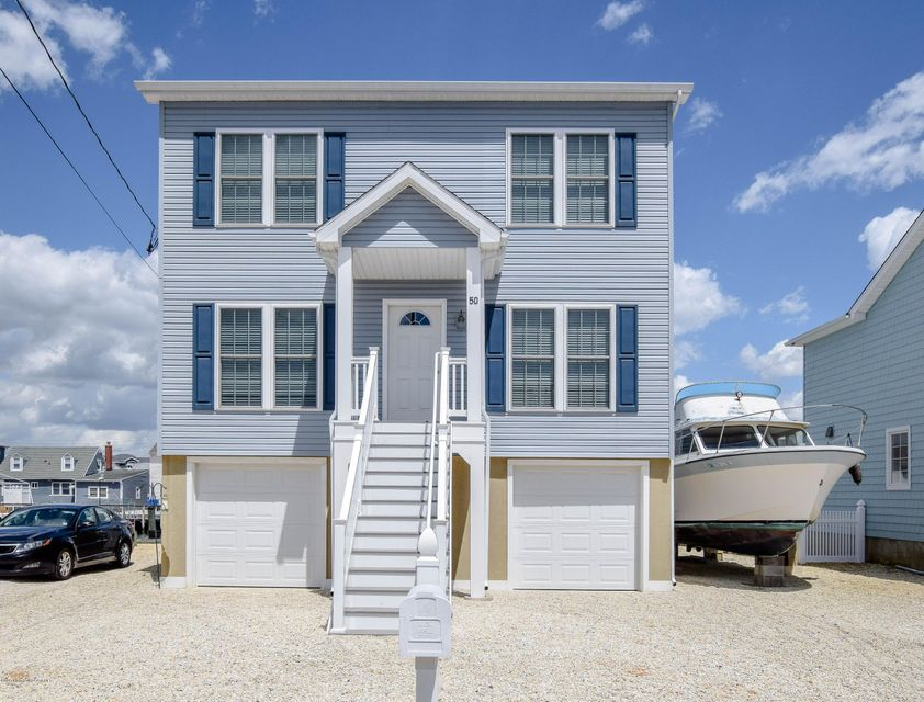 Maison unifamiliale pour l Vente à 50 Frank Drive Beach Haven West, New Jersey 08050 États-Unis