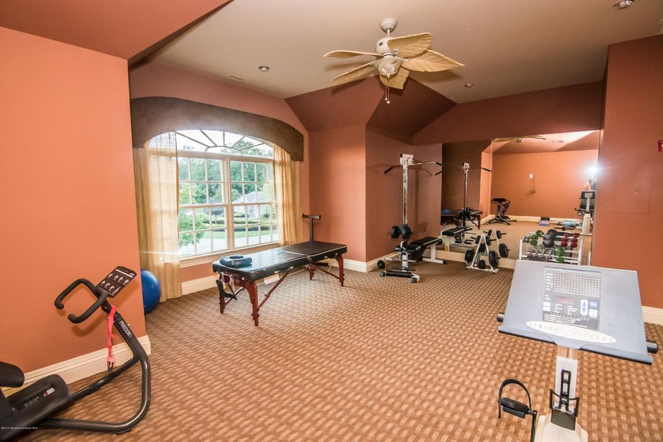ADJACENT GYM/MASSAGE/SPA ROOM
