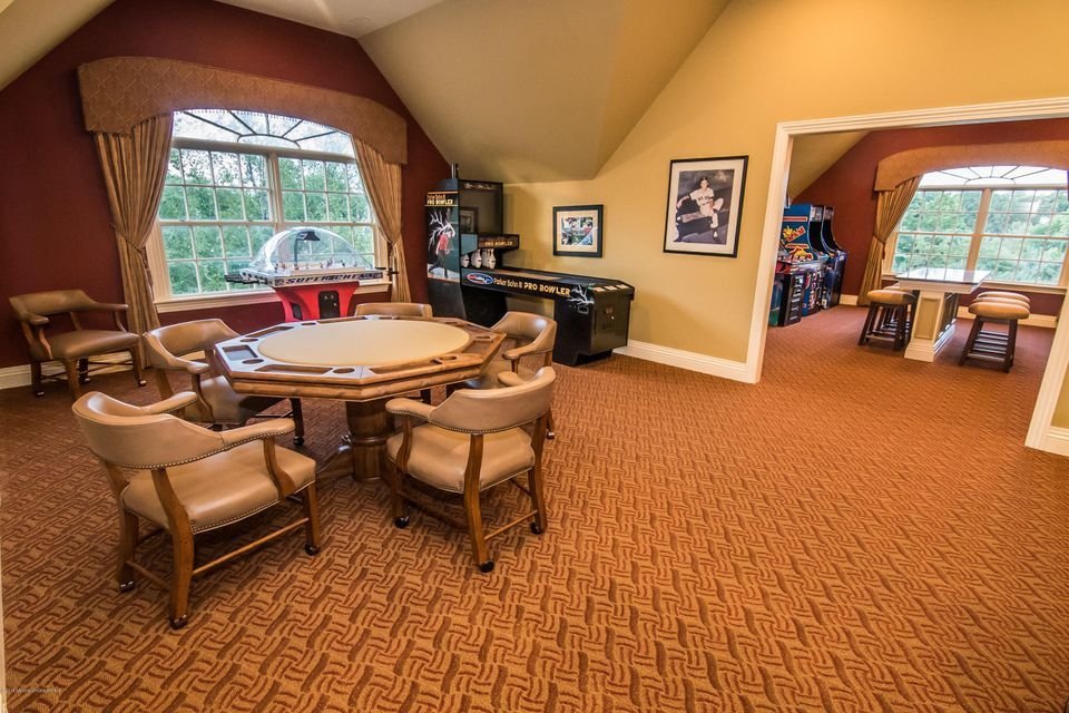 REC ROOM into GAME ROOM