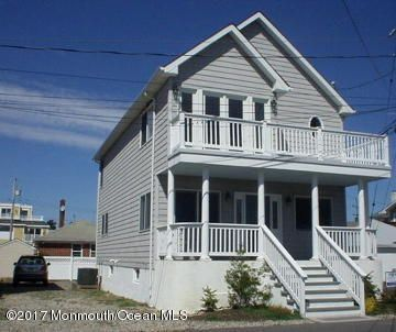 Maison unifamiliale pour l Vente à 12 Riverview Place 12 Riverview Place Sea Bright, New Jersey 07760 États-Unis