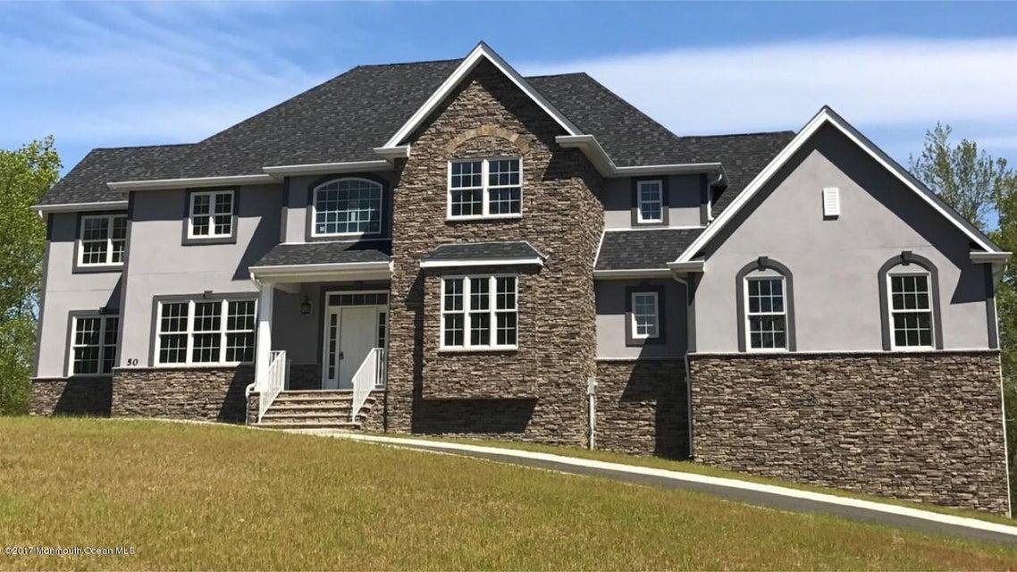 Casa Unifamiliar por un Venta en 50 Partners Lane Freehold, Nueva Jersey 07728 Estados Unidos