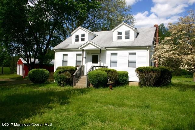 Single Family Home for Rent at 797 State Route 34 Colts Neck, New Jersey 07722 United States