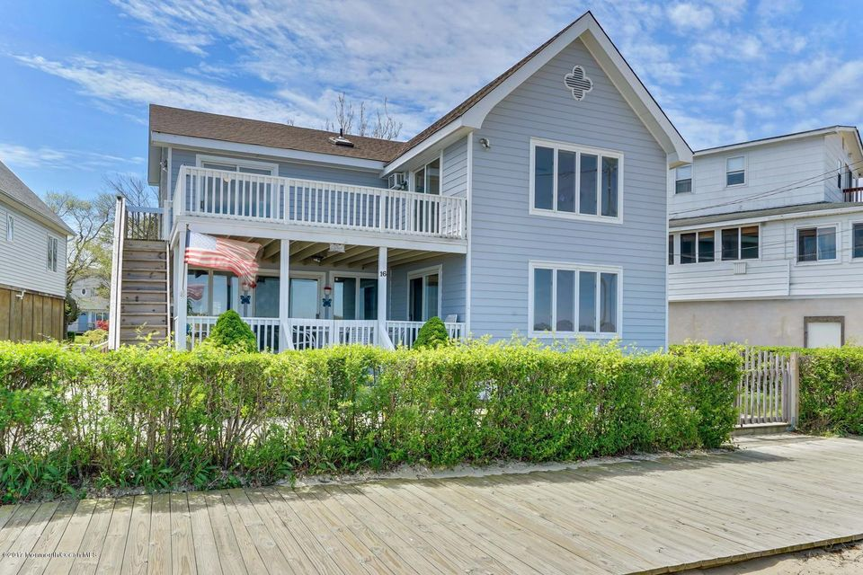 Single Family Home for Sale at 16 Riviera Avenue Ocean Gate, New Jersey 08740 United States
