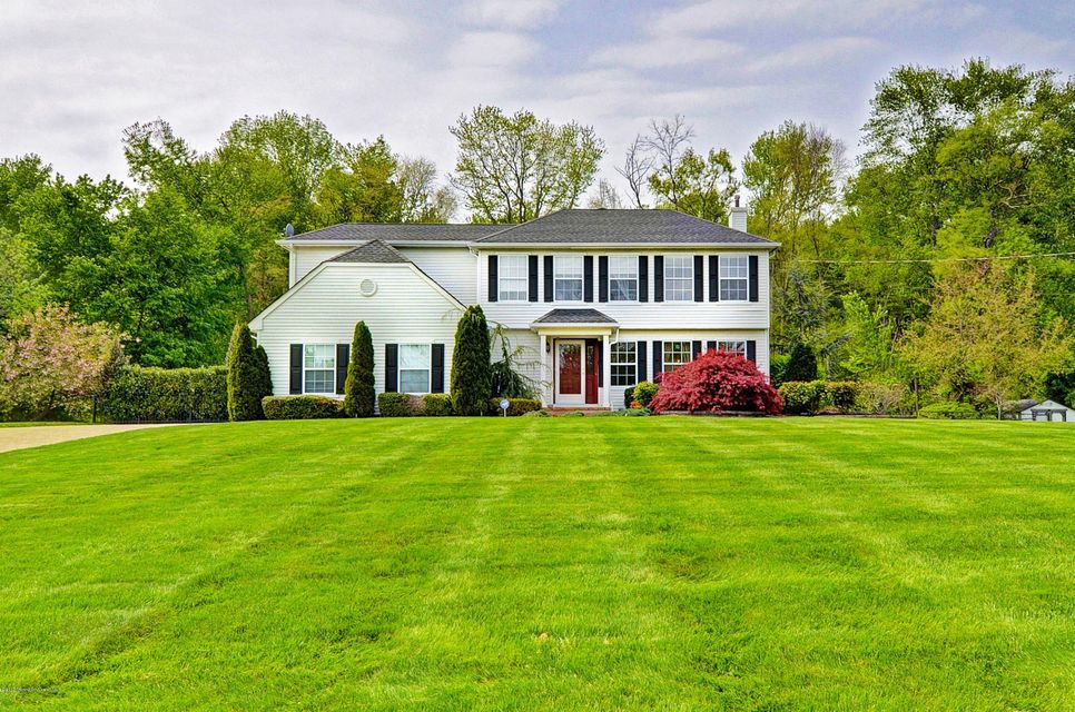 Single Family Home for Sale at 23 Bergen Mills Road Perrineville, New Jersey 08535 United States